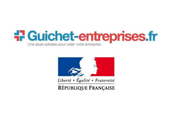 * Comment créer son espace personnel sur Guichet-Entreprises