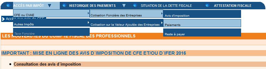 CFE micro-entrepreneur tutoriel