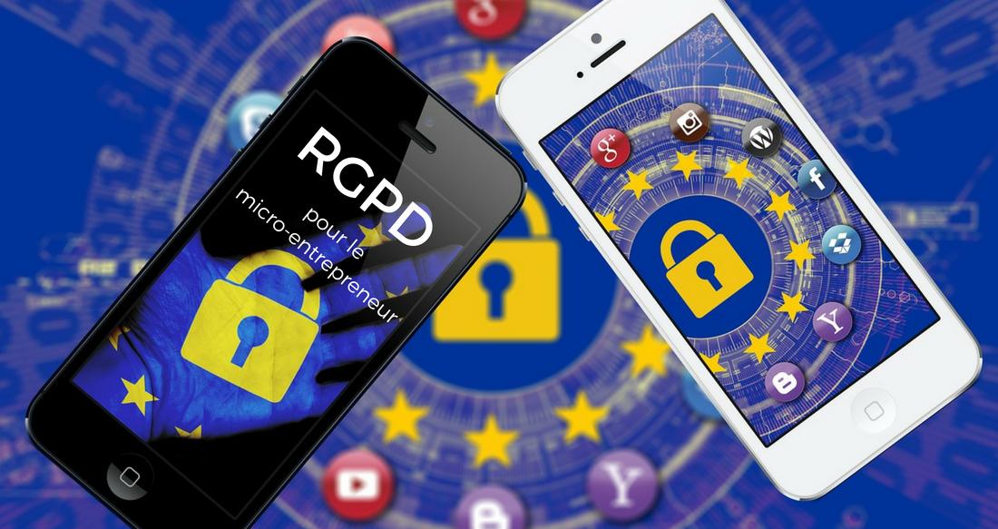 Modèle de facture micro-entrepreneur – Mise à jour RGPD
