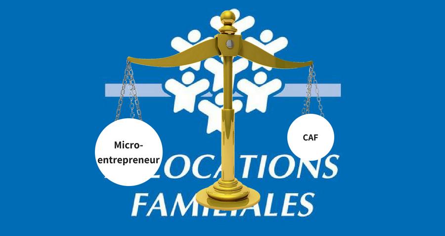 Un micro-entrepreneur fait lourdement condamner la CAF