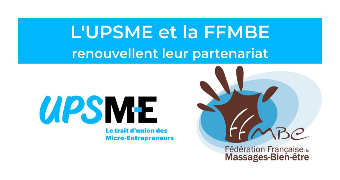 L'UPSME et la FFMBE renouvellent leur partenariat