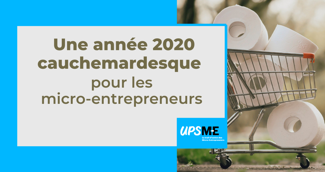 Une année 2020 cauchemardesque pour les micro-entrepreneurs. Et 2021 ?