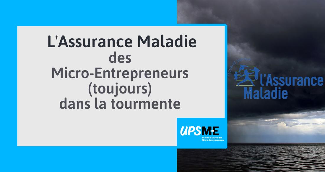 Read more about the article L'Assurance Maladie des micro-entrepreneurs dans la tourmente