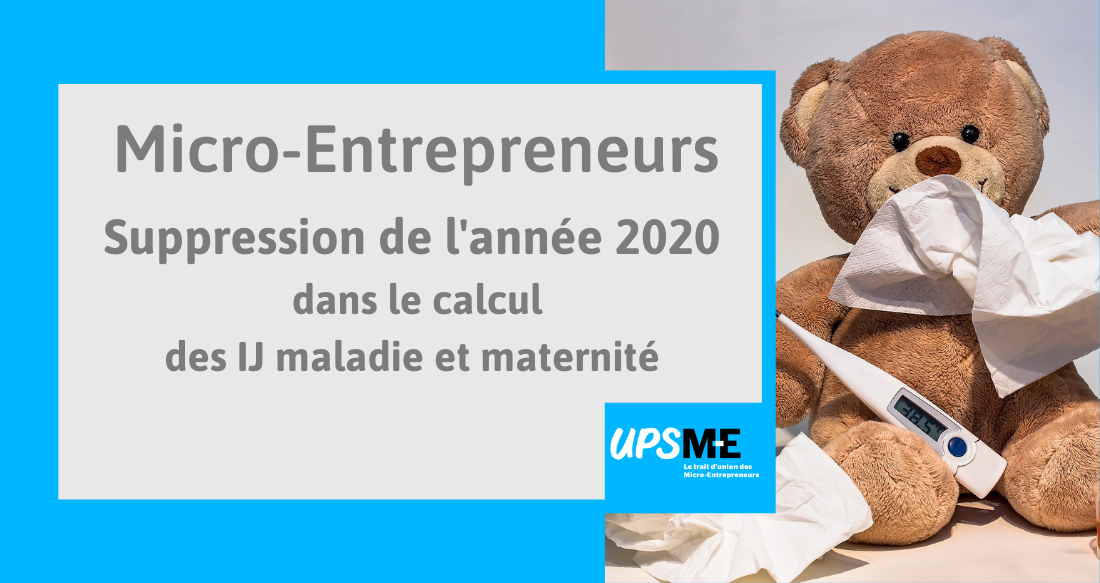 Read more about the article Les IJ maladie et maternité des micro-entrepreneurs protégées du Covid-19