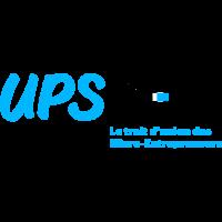 Logo de l'UPSME Union Professionnelle au Service de la Micro-Entreprise